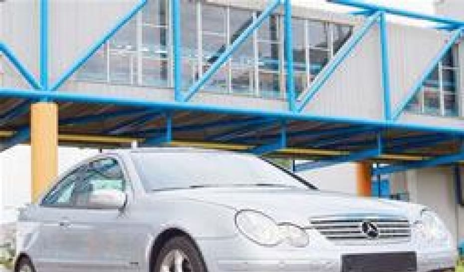 0030afb6f Sports Coupé dá fôlego à Mercedes em JF | JORNAL O TEMPO