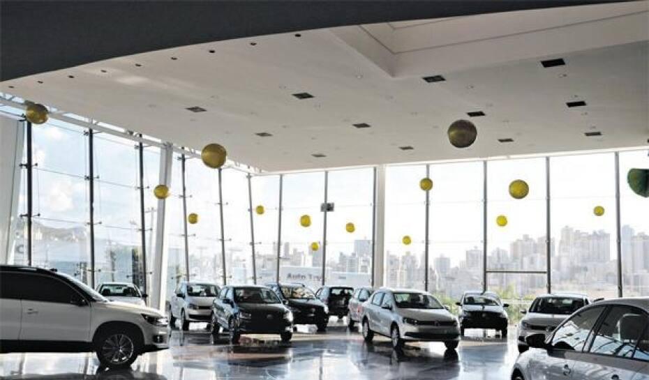 1ff7ba79e Recreio BH é a segunda maior concessionária VW do mundo