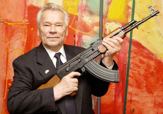 Três mitos sobre o fuzil Kalashnikov