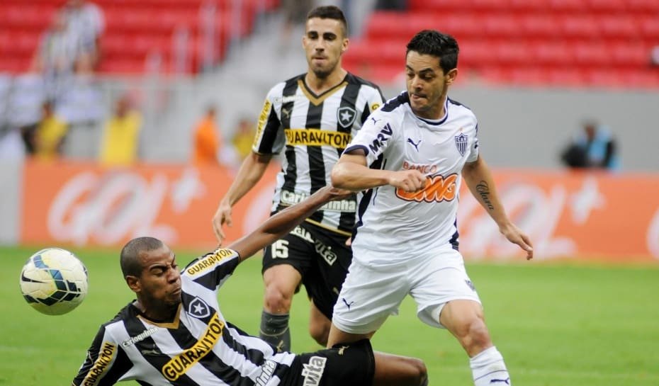 6432a1543d17b Galo se despede de 2014 com empate sem gols contra o Botafogo